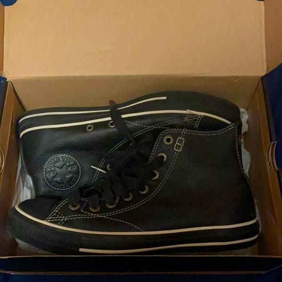 All Star Hightop Black Converse